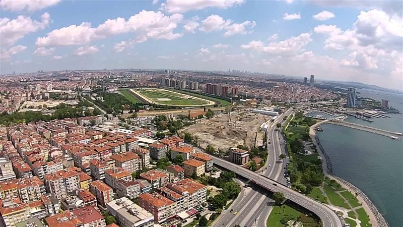 İstanbul Avrupa Yakası Mega Projelerle Değerlendi