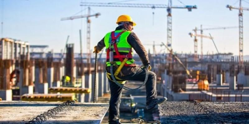 İnşaat Sektöründe İstihdam Yüzde 16,8 Geriledi
