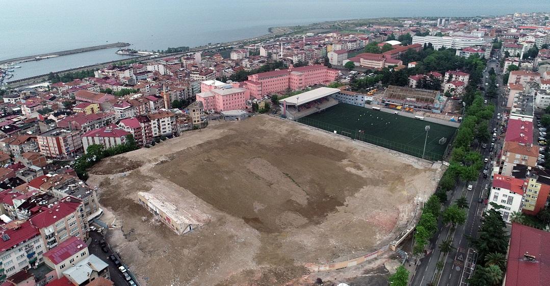 Trabzon Ortahisar Millet Bahçesi İhalesi 29 Mart'ta