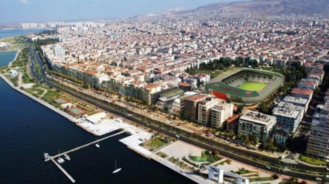 Danıştay'dan Karşıyaka Stadının Önünü Açan Karar