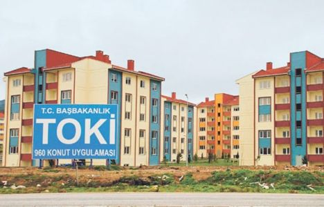 TOKİ'den Şehitkamil Beykent'e 800 Konut!