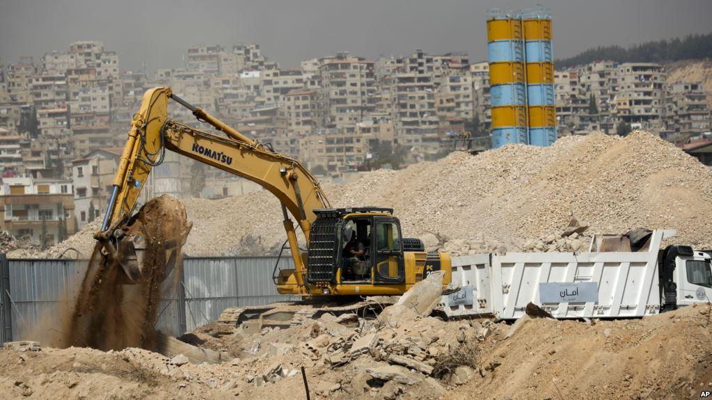 İranlı İnşaat Şirketleri Suriye'de 200 Bin Konut Yapacak