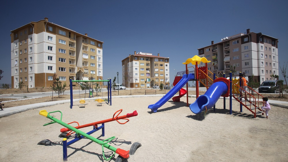 TOKİ'den Denizli Babadağ'a 189 Konutluk Yeni Proje