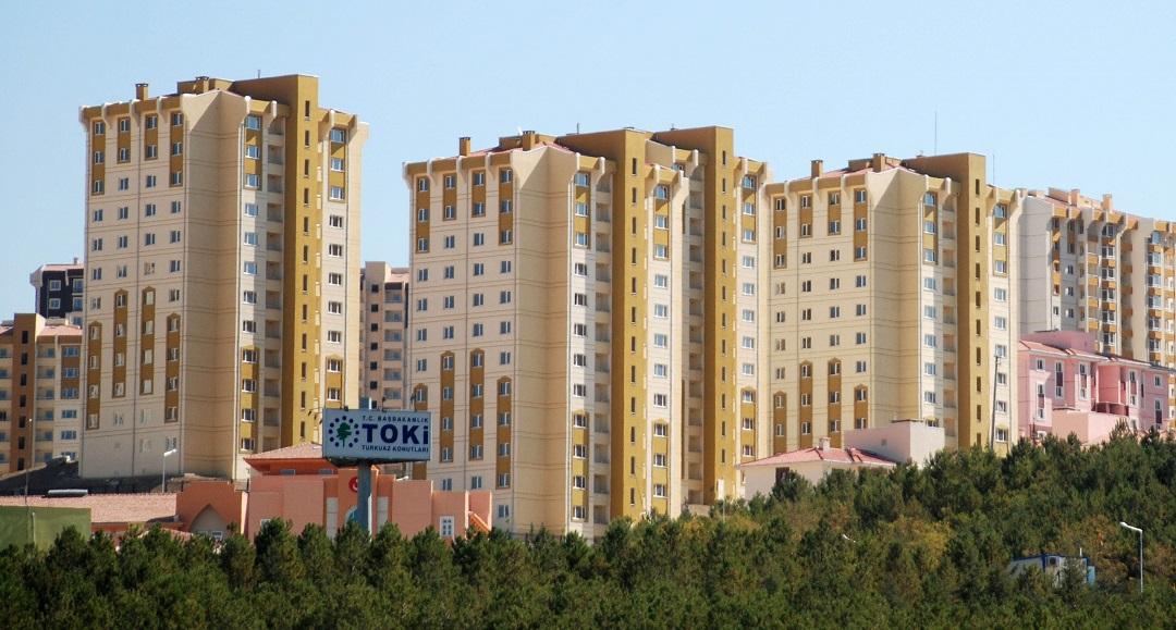 TOKİ 2019 İzmir Projeleri
