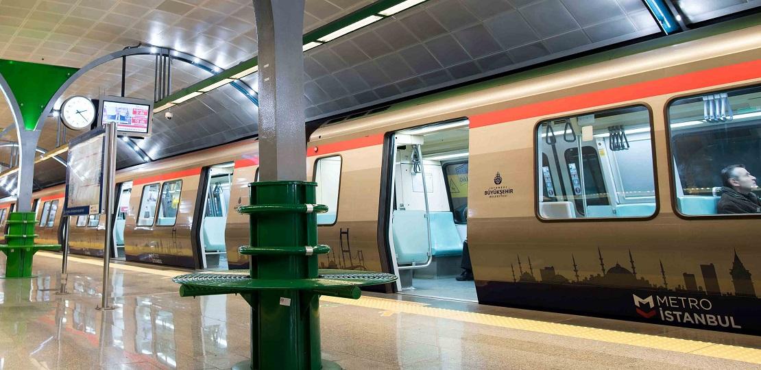 İstanbul Metro Projeleri 2019