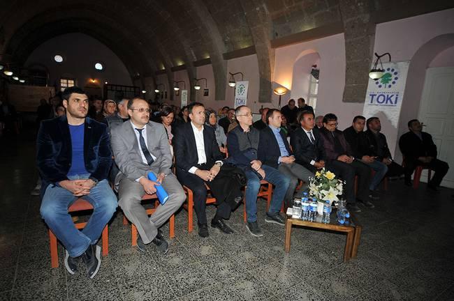 Aksaray Güzelyurt'ta 95 Konutun Hak Sahibi Belli Oldu