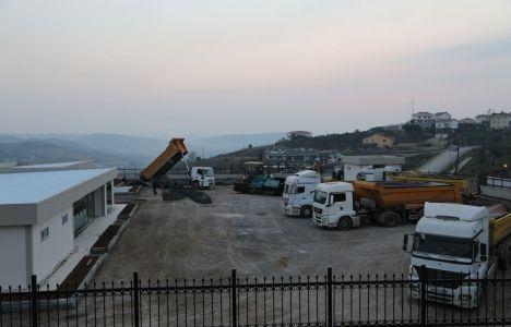 Şile yeni terminaline kavuşuyor!