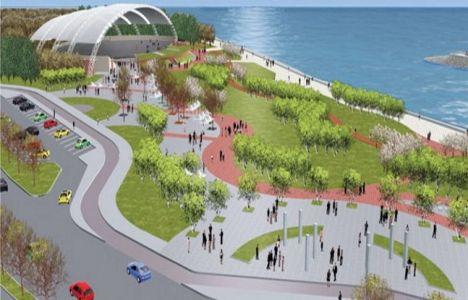 Maltepe Dolgu Projesi'nde Amaç Yeşil Alan Kazandırmak!