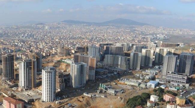 Konut Satış Oranları İstanbul ve Ankara'da Düşüşte, İzmir Yükselişte