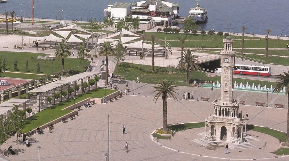 Konak Meydanı Mimarına Uluslararası Ödül!