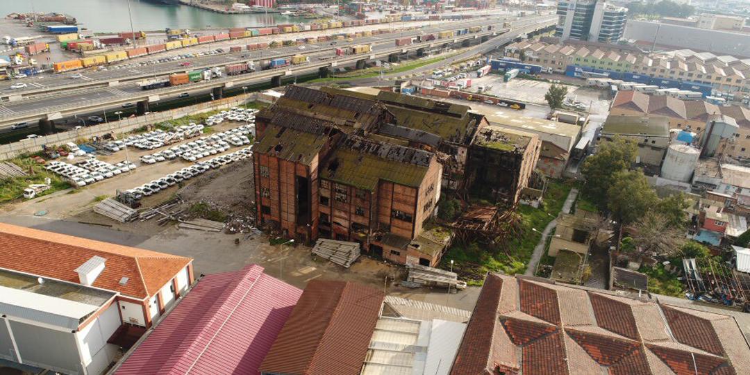 Alsancak Tarihi Elektrik Fabrikası'nın İhalesi Sonuçlandı