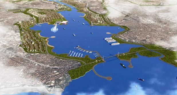 Kanal İstanbul 2017'de ihaleye Çıkacak