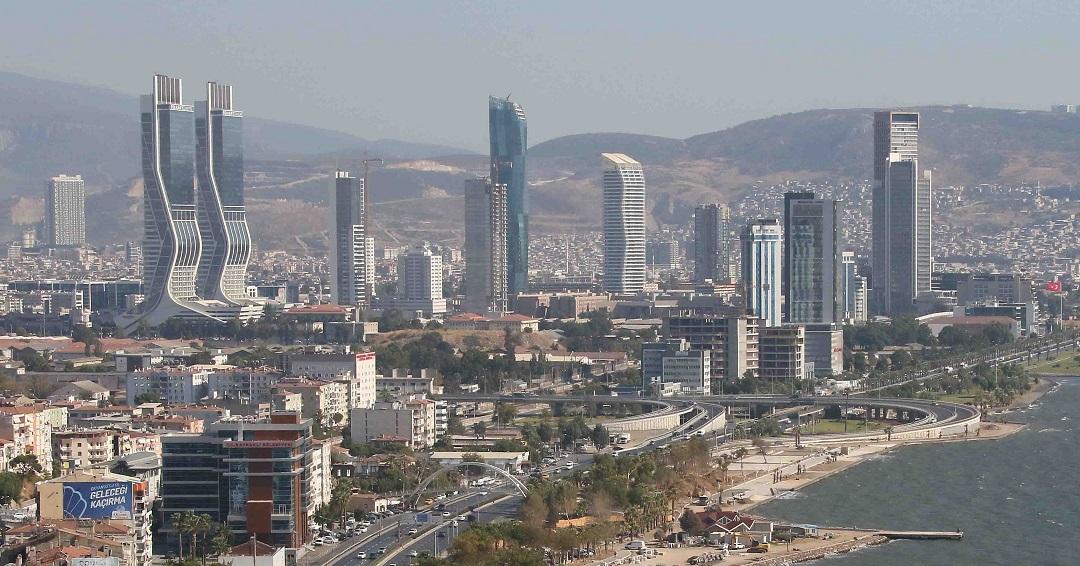 İzmir'de Ofis Kiraları Yüzde 14 Düştü