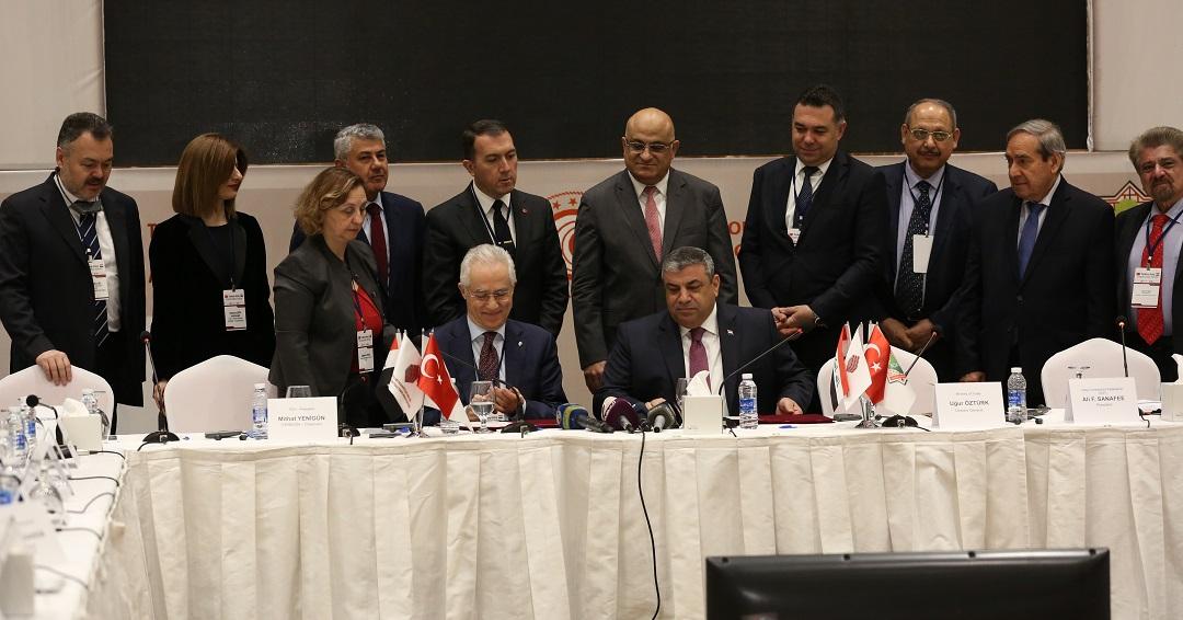 Irak Hükümetinden Türk Müteahhitlere Davet
