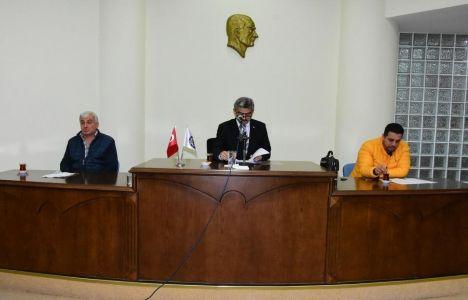 Nazilli Belediye Meclisinde İmar Konuları Görüşüldü!