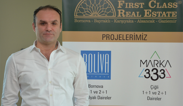 Özkaya: İzmir'de Nitelikli Konut Sayısı Artacak