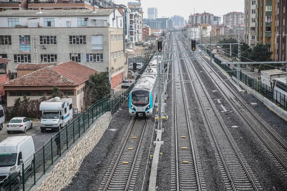 Gebze-Halkalı Tren Hattı Güzergahındaki Konutların Fiyatları Yüzde 100 Arttı
