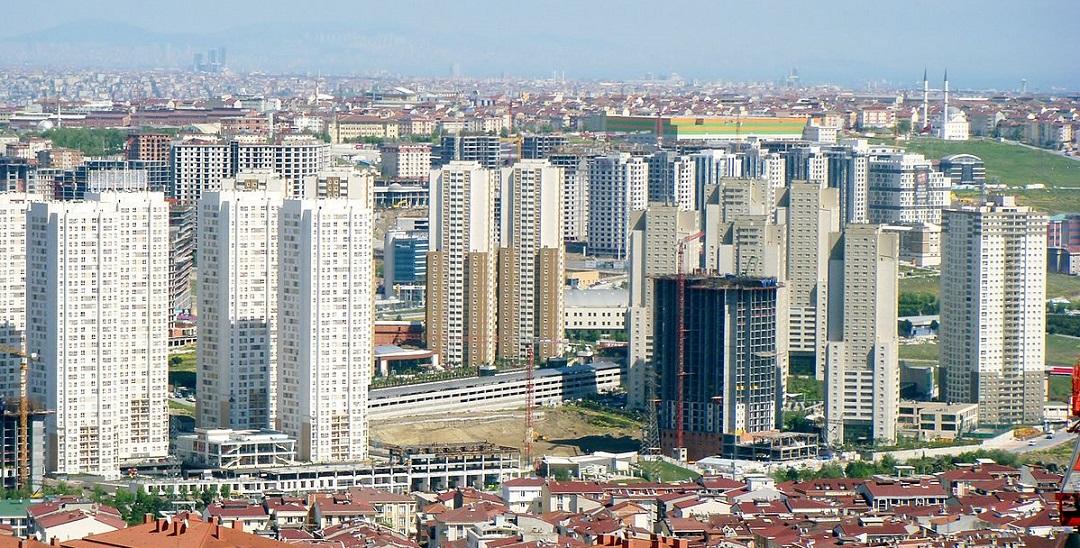 Mega Kentlerde En Çok Konut Satılan İlçeler