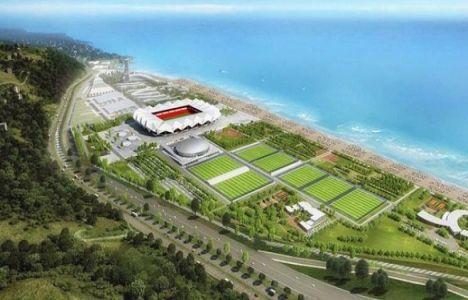Akyazı Spor Kompleksi Açılıyor!