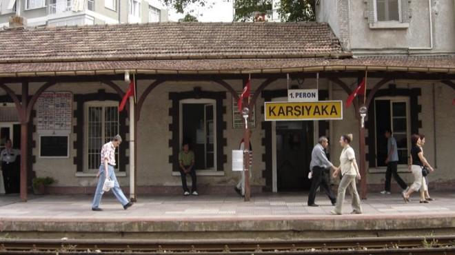 Bakanlık KArşıyaka İstasyonu İhalesini İptal Etti