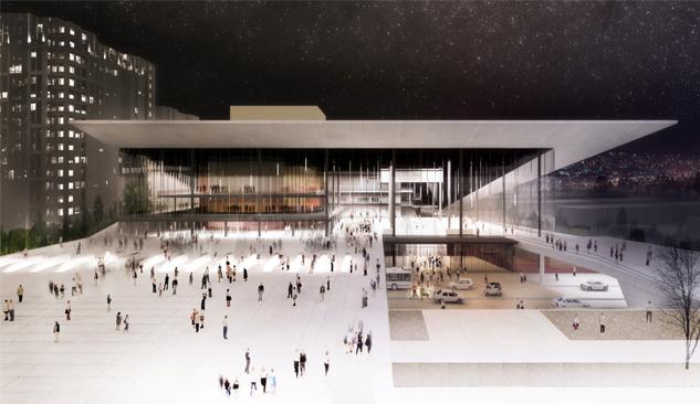 İzmir Opera Binası Yapım İhalesinde 5 Firma Teklif Sundu