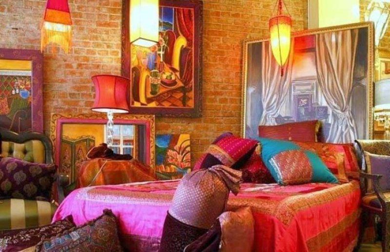 Yatak Odalarında Yeni Trend: Bohem Dekorasyonu