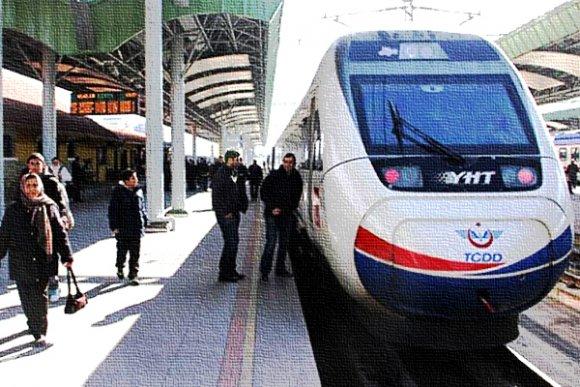 Konya-Karaman Tren Hattı'nda .Sona Yaklaşıldı