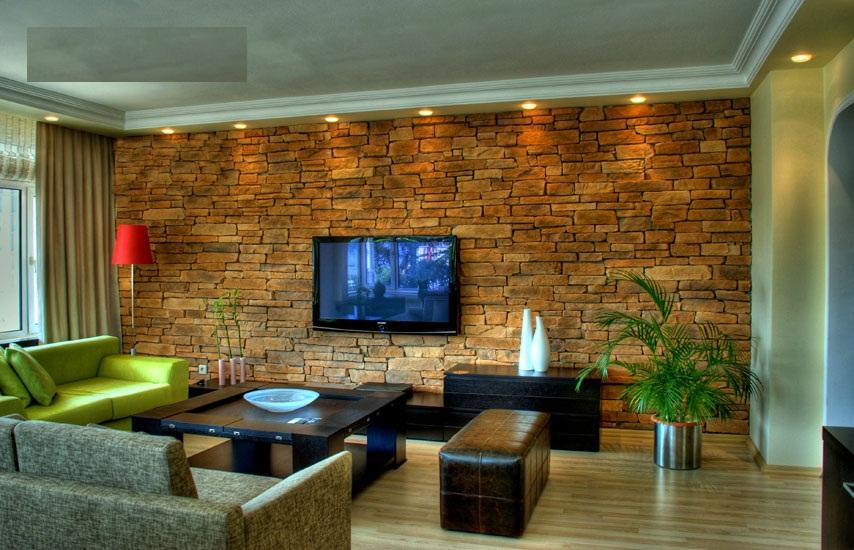 Taş Duvarlar İle Modernleşen Evler