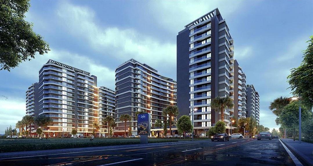 MyLife City 550 Milyon TL Yatırımla Aydın'da Yükseliyor