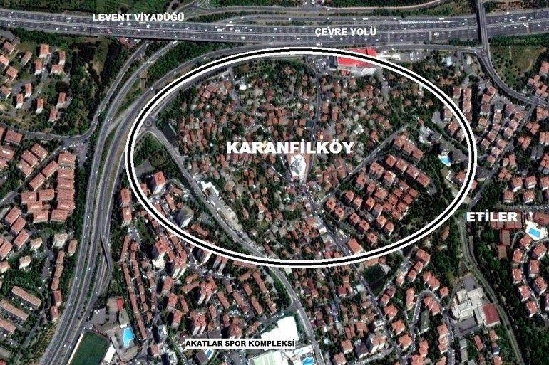 Karanfilköy'de Kentsel Dönüşüm Başlıyor