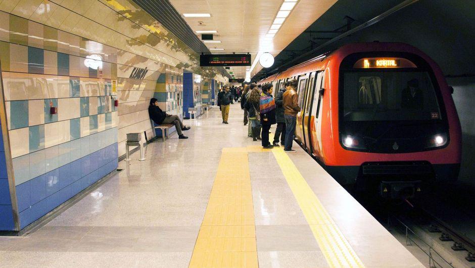 Sefaköy-Beylikdüzü Metro Hattı Projesi