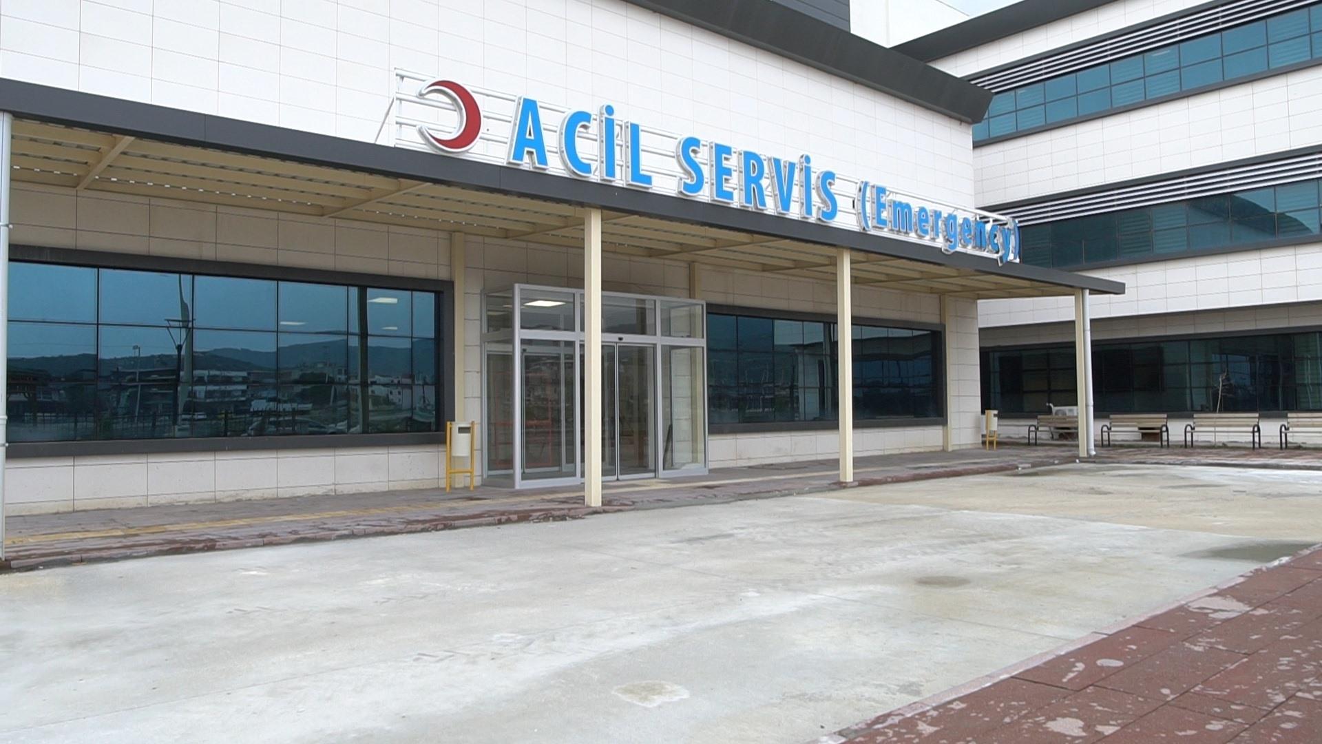 Kınık Devlet Hastanesi Açıldı