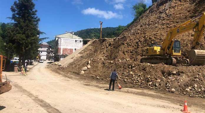 Rize Hemşin Kentsel Dönüşüm Projesi Durduruldu