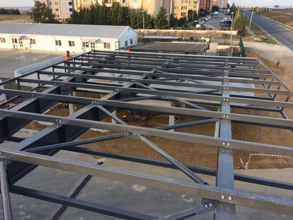 Çatı sektörü montaj günlerinde buluşacak