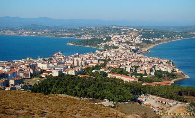 Sinop'ta İmar Planları İptal Edildi, İnşaatlar Durdu