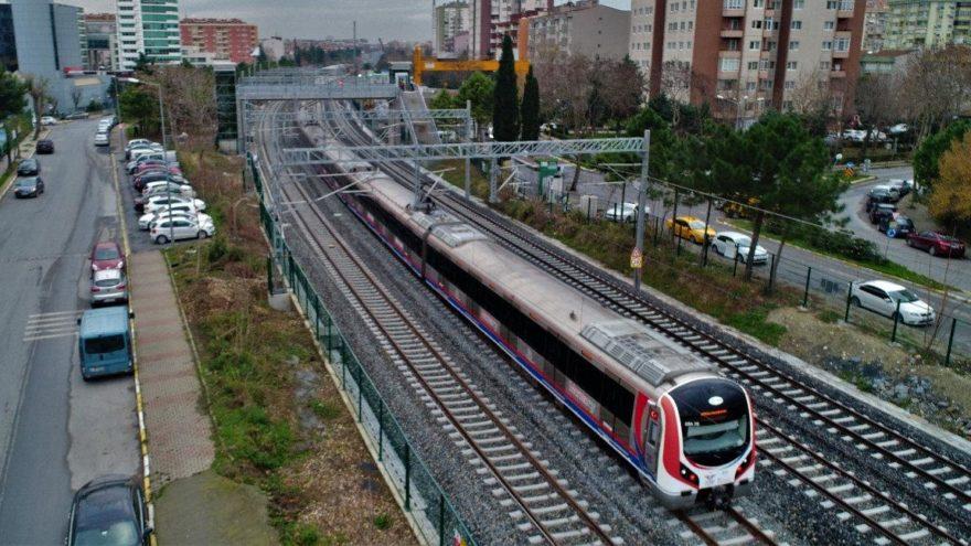 """""""İstanbul'da Her Yıl 50 Kilometre Raylı Sistem Yapacağız"""""""