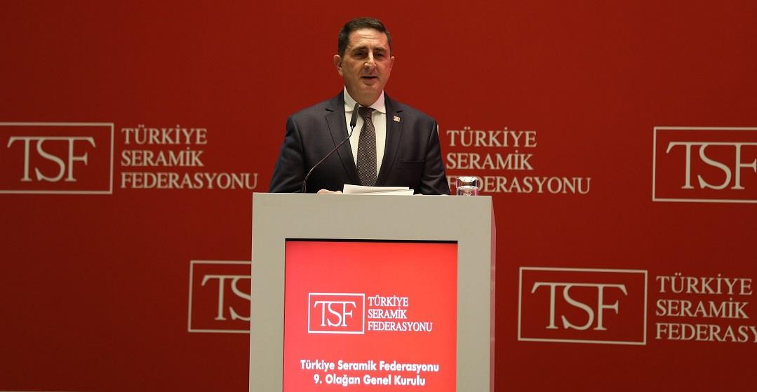 Erdem Çenesiz Türkiye Seramik Federasyonu Başkanı Oldu