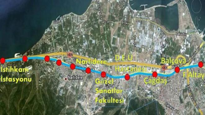 Narlıdere Metrosunda Flaş Gelişme!