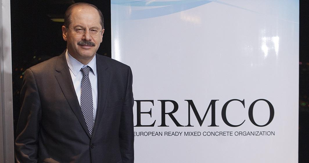 Yavuz Işık Avrupa Hazır Beton Birliği Başkanlığına Seçildi