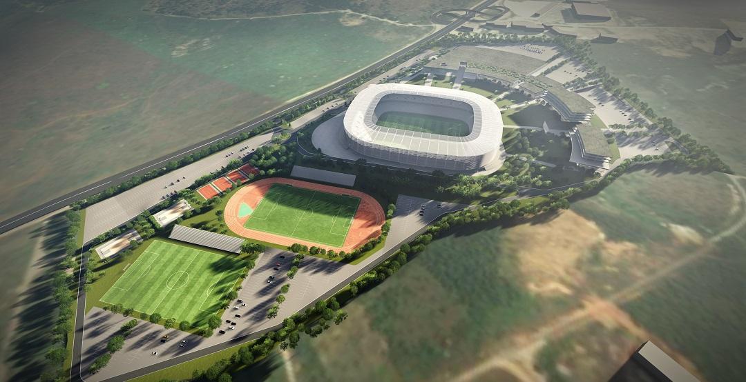 Kosova Ulusal Stadyumu Mimari Proje Yarışmasını Tabanlıoğlu Kazandı