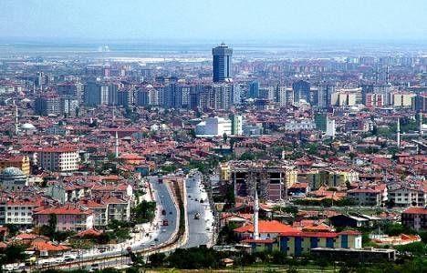 Konya Selçuklu'da 28.5 Milyon TL'ye Satılık 4 Arsa!