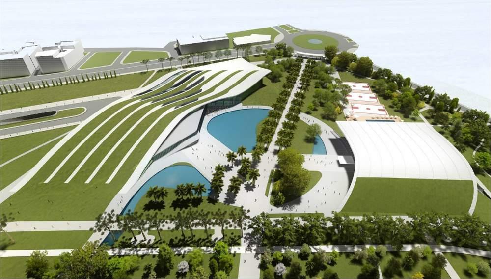 Yeni Kültürpark Projesinde Karar 2017'ye Kaldı
