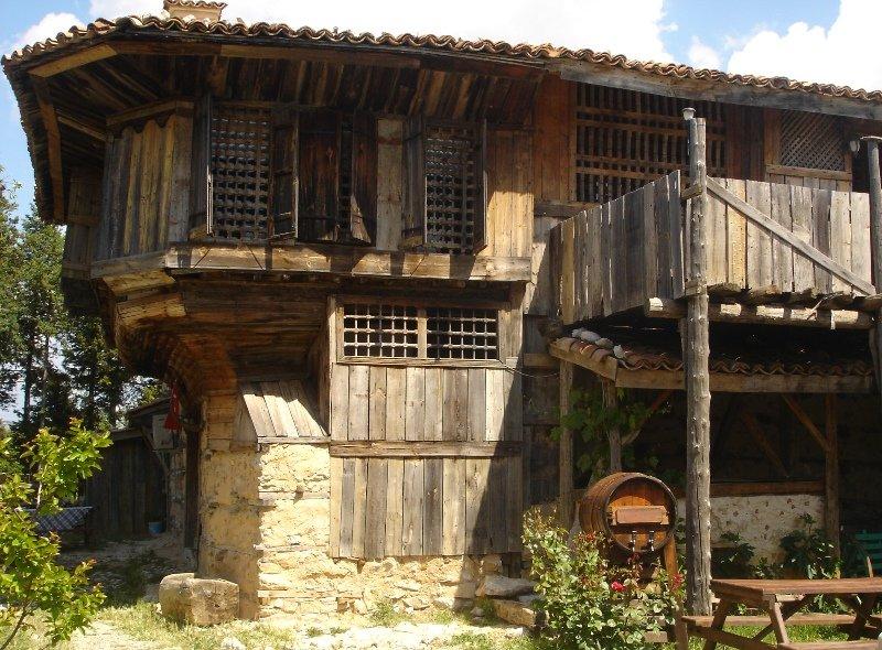 Muhteşem Köy Evleri Dekorasyonu