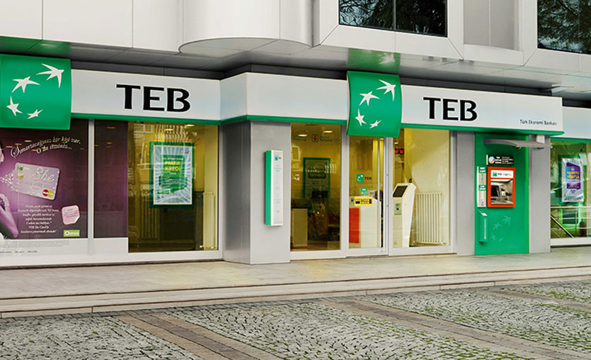 TEB Konut Kredisi Faizlerini 1,55'e Düşürdü