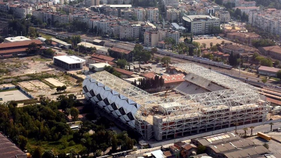 İzmir'deki Stat İnşaatlarında Son Durum