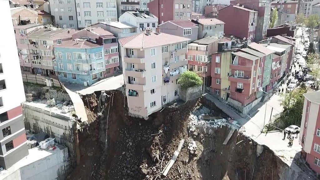 Kağıthane Yahya Kemal Mahallesi Riskli Alan İlan Edildi