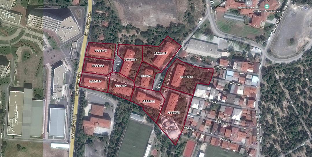 Zeytinburnu İETT Bloklarında Kentsel Dönüşüm Başlıyor!