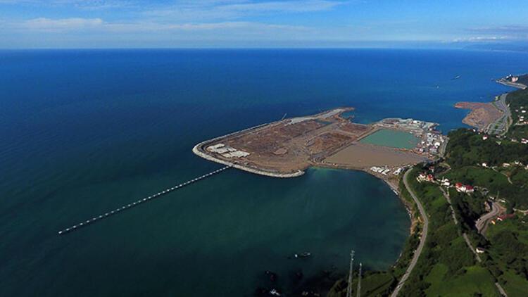 Rize-Artvin Havalimanı İnşaatı Son Durum