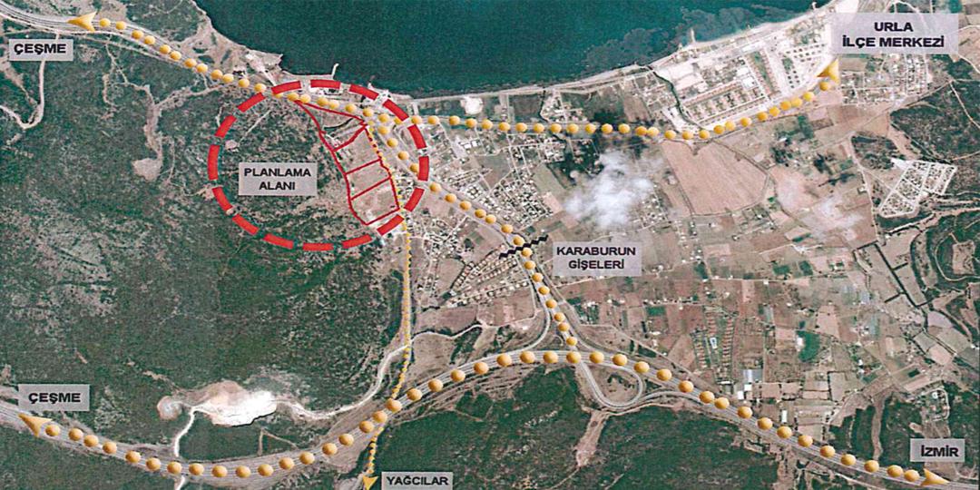 Özelleştirme İdaresi İzmir'deki 115 Dönüm Arsayı Satışa Çıkardı