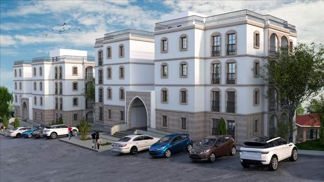 TOKİ'den Mardin Savur'a 157 Konutluk Yeni Proje
